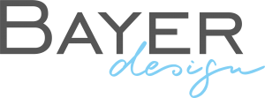 BAYER design Logo